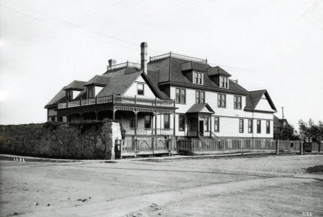 Fabiola Hospital Eveleth Minnesota, 1915