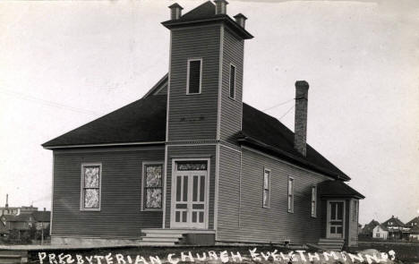 First Presbyterian Church, Eveleth Minnesota, 1909