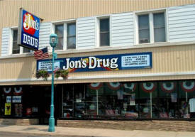 Jon's Drugs, Eveleth Minnesota