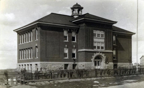 Adams School, Eveleth Minnesota, 1909