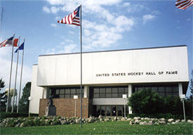 US Hockey Hall of Fame, Eveleth Minnesota
