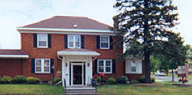 Cron-Sheehy Funeral Home, Eveleth Minnesota