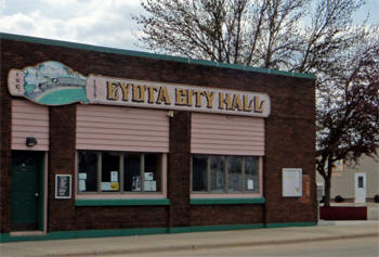 Eyota City Hall, Eyota Minnesota