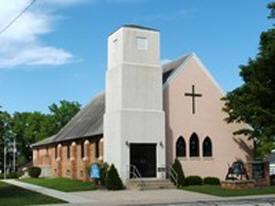 Faith United Methodist Church, Eyota Minnesota