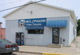Burt's Meats and Poultry, Eyota Minnesota