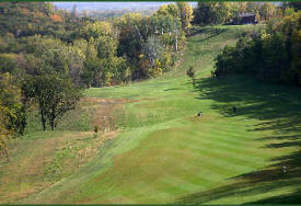Fort Ridgely Golf Course, Fairfax Minnesota