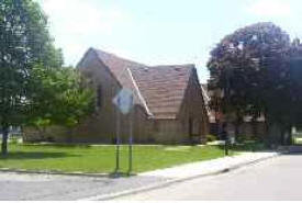 Our Savior's Lutheran Church, Fairfax Minnesota