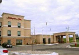 Hampton Inn, Fairmont Minnesota