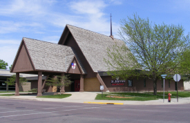 St. Martin's Episcopal Church, Fairmont Minnesota