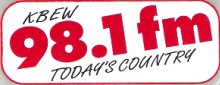 KBEW-FM - Today's Country
