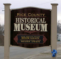 Rice County Historical Society/Museum