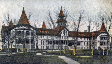 St. Mary's Hall, Faribault Minnesota, 1906