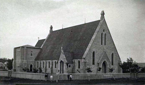 Cathedral Church of Our Merciful Savior, Faribault Minnesota, 1870