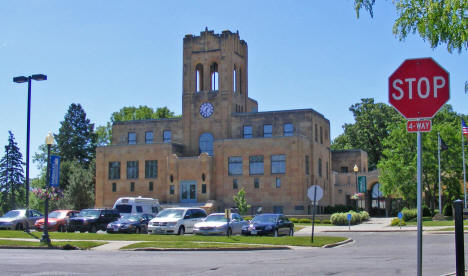 Buckham Center, Faribault Minnesota, 2010