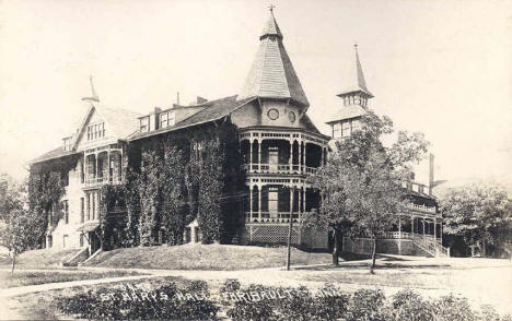 St. Mary's Hall, Faribault Minnesota, 1910's