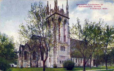 Episcopal Cathedral of Our Merciful Savior, Faribault Minnesota, 1915