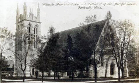 Cathedral of Our Merciful Savior, Faribault Minnesota, 1931