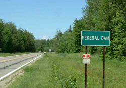 Welcome to Federal Dam Minnesota