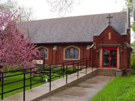 St. James Episcopal Church, Fergus Falls Minnesota