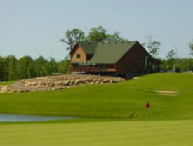 Golden Eagle Golf Club, Fifty Lakes Minnesota