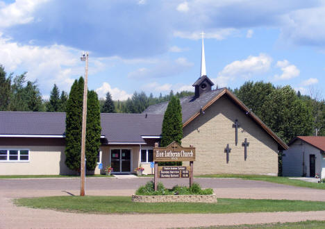 Zion Lutheran Church, Finland Minnesota, 2007