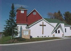 First Church of Christ, Nevis Minnesota