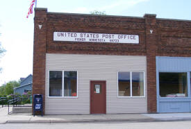 US Post Office, Fisher Minnesota