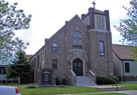 Trinity Lutheran Church, Fisher Minnesota