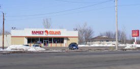 Family Dollar Store, Foley Minnesota