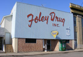 Foley Rexall Drug, Foley Minnesota