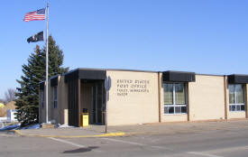 US Post Office, Foley Minnesota