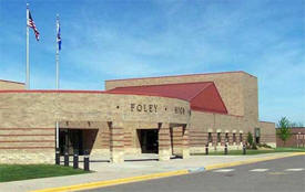 Foley High School, Foley Minnesota
