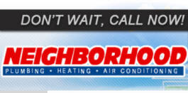Neighborhood Plumbing Heating & Air Conditioning, Foley Minnesota