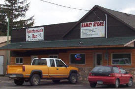 Ramey Store & Bar, Foley Minnesota
