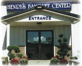 Henry's Catering & Banquet Center, Foley Minnesota