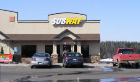 Subway, Foley Minnesota