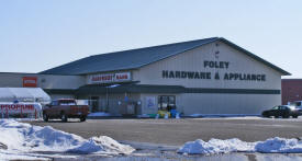 Foley Hardware & Appliance, Foley Minnesota