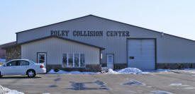 Foley Collision Center, Foley Minnesota