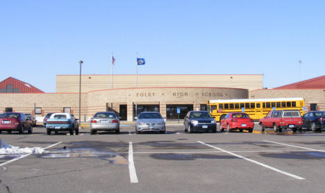 Foley High School, Foley Minnesota, 2009