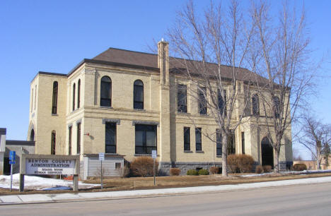 Benton County Administration Building, Foley Minnesota, 2009