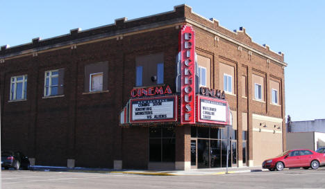 Brickhouse Cinema, Foley Minnesota, 2009