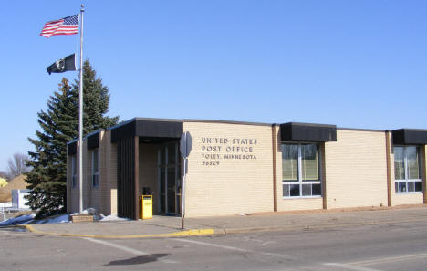 US Post Office, Foley Minnesota, 2009