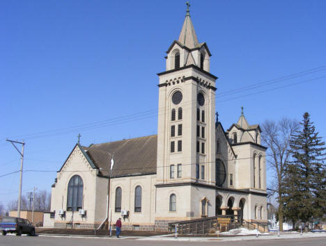 St. John's Catholic Church, Foley Minnesota, 2009