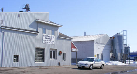 Farmers Co-op Creamery, Foreston Minnesota, 2009