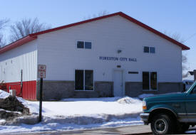 Foreston City Hall, Foreston Minnesota