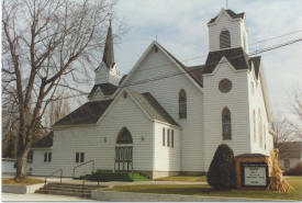 Hope Lutheran Church, Fosston Minnesota