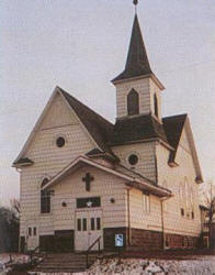 Zion Lutheran Church, Fosston Minnesota