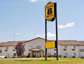 Super 8 Motel, Fosston Minnesota