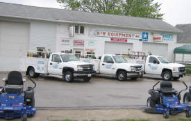 K & R Equipment Inc, Fountain Minnesota