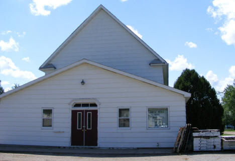 Former Church, Foxhome Minnesota, 2008